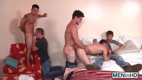 Гей Порно Группа Смотреть Онлайн